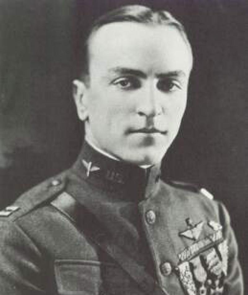 Medal of Honor Recipient Edward V. Rickenbacker