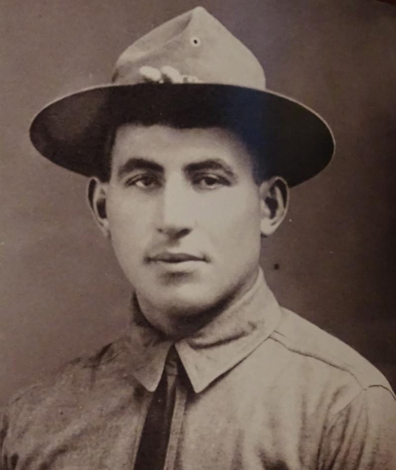 Medal of Honor Recipient William Shemin