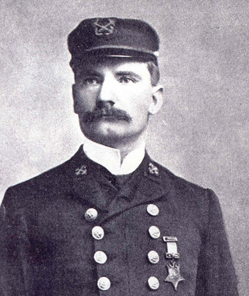 Medal of Honor Recipient John McCloy