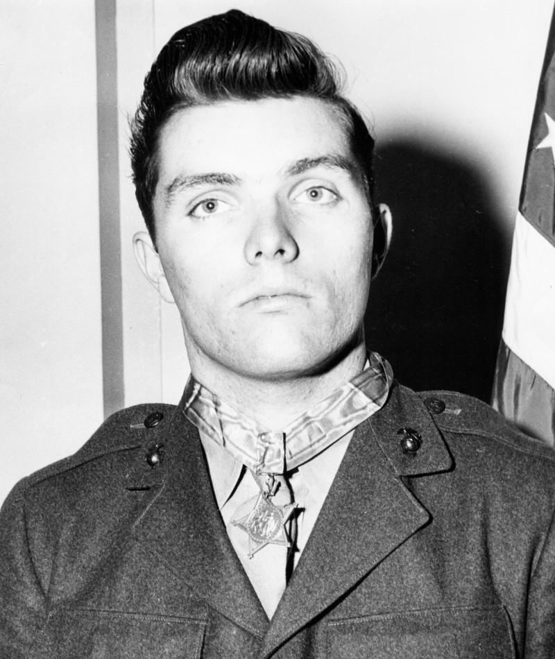 Medal of Honor Recipient Douglas T. Jacobson