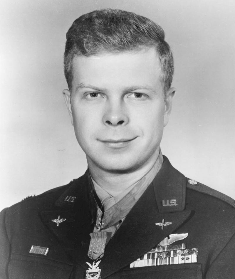 Medal of Honor Recipient Richard I. Bong