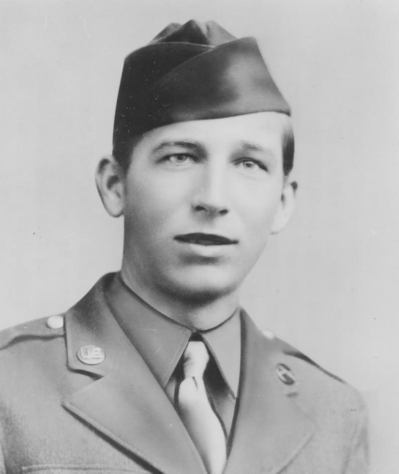 Medal of Honor Recipient Robert D. Booker