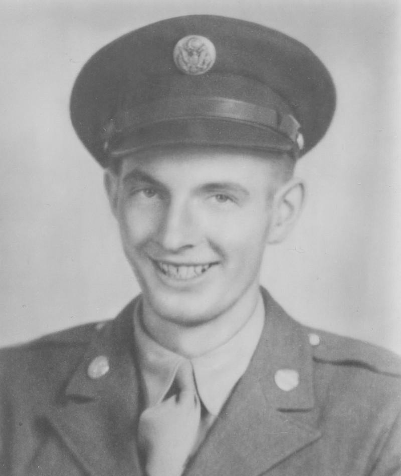 Medal of Honor Recipient William J. Grabiarz