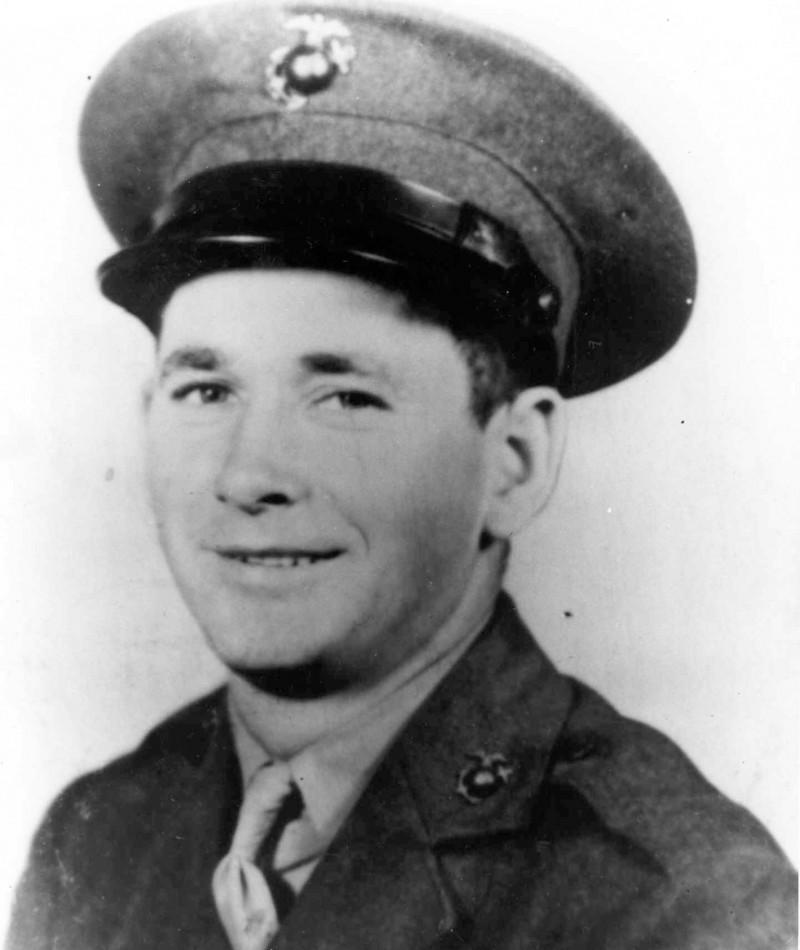 Medal of Honor Recipient Ross F. Gray