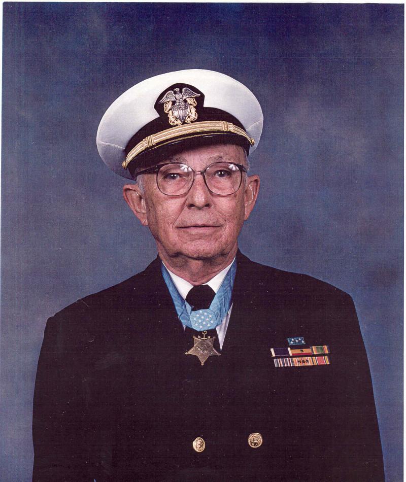 Medal of Honor Recipient Rufus G. Herring