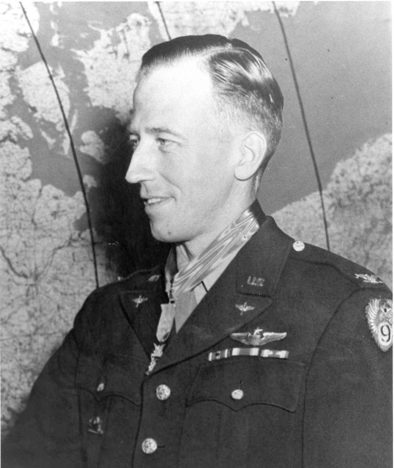 Medal of Honor Recipient James H. Howard