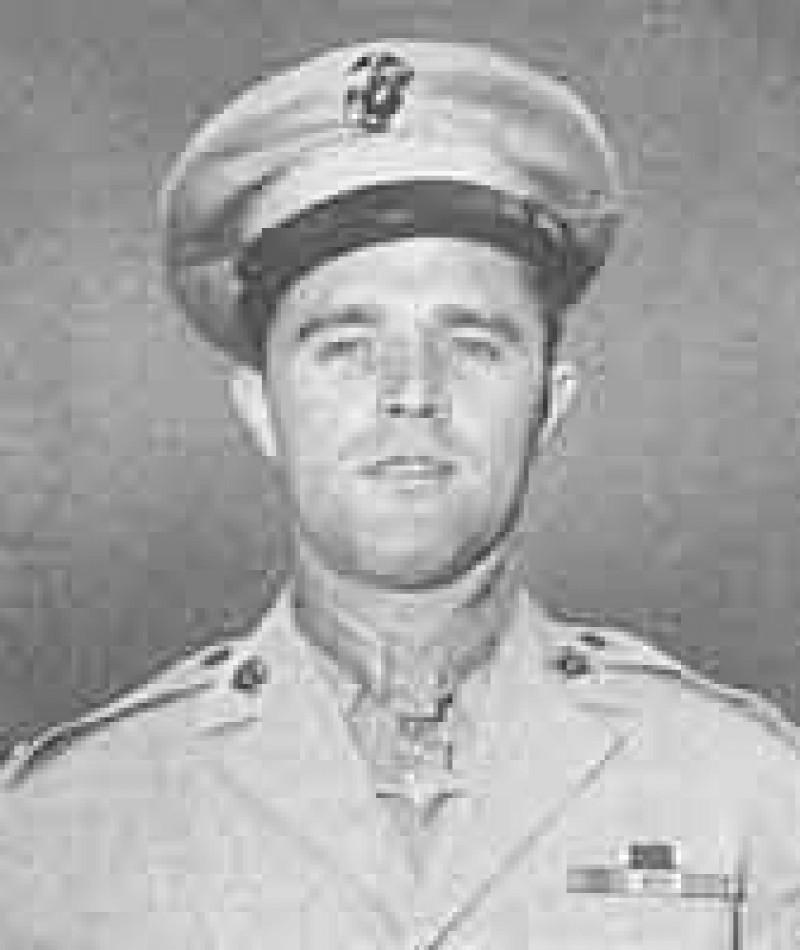 Medal of Honor Recipient John H. Leims