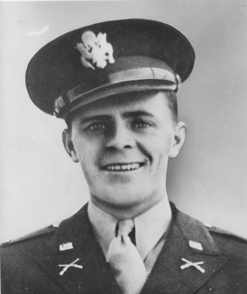 Medal of Honor Recipient John E. Butts