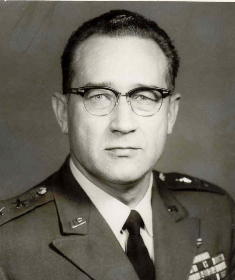 Medal of Honor Recipient Keith L. Ware
