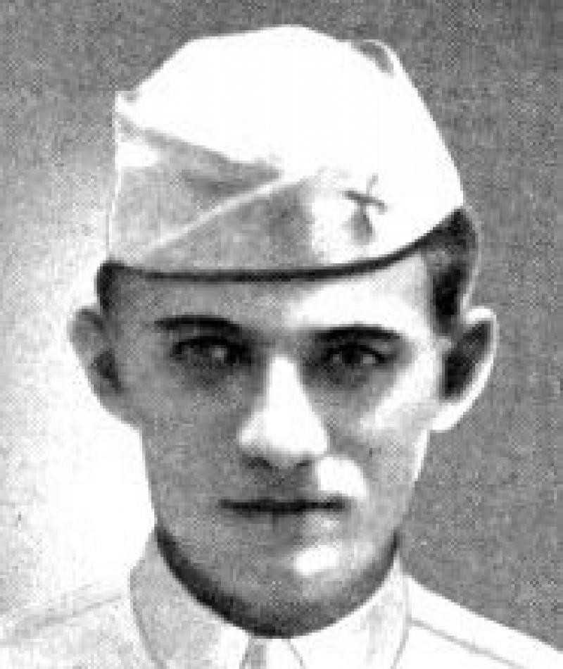 Medal of Honor Recipient Walter C. Wetzel