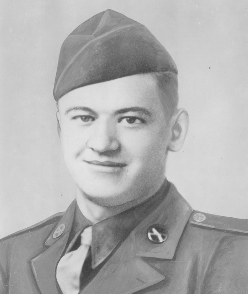 Medal of Honor Recipient Edward J. Moskala
