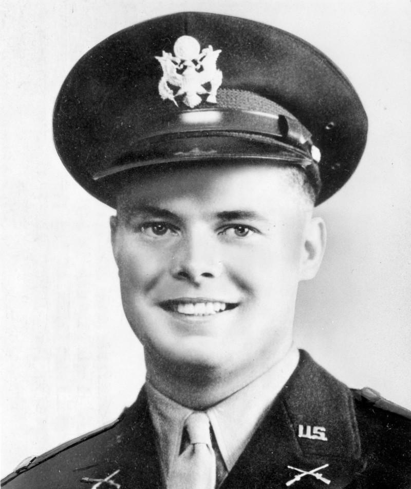Medal of Honor Recipient Paul F. Riordan