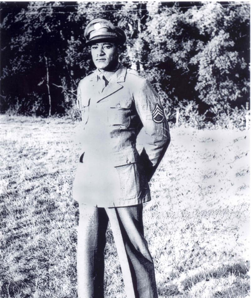 Medal of Honor Recipient Ruben Rivers