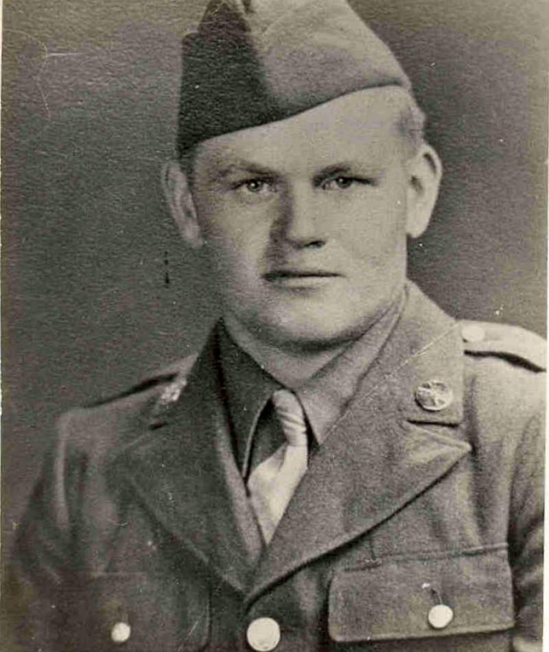 Medal of Honor Recipient Furman L. Smith