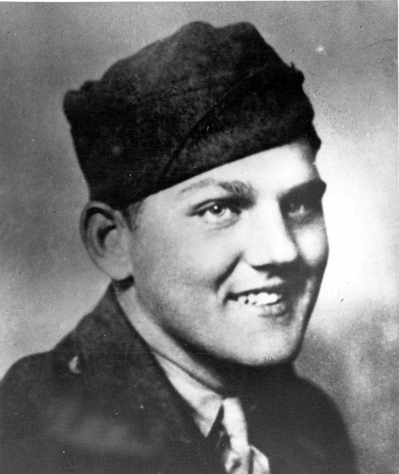 Medal of Honor Recipient Elbert L. Kinser