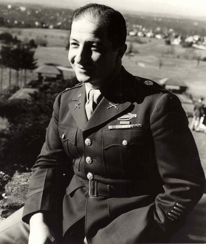 Medal of Honor Recipient Ernest H. Dervishian