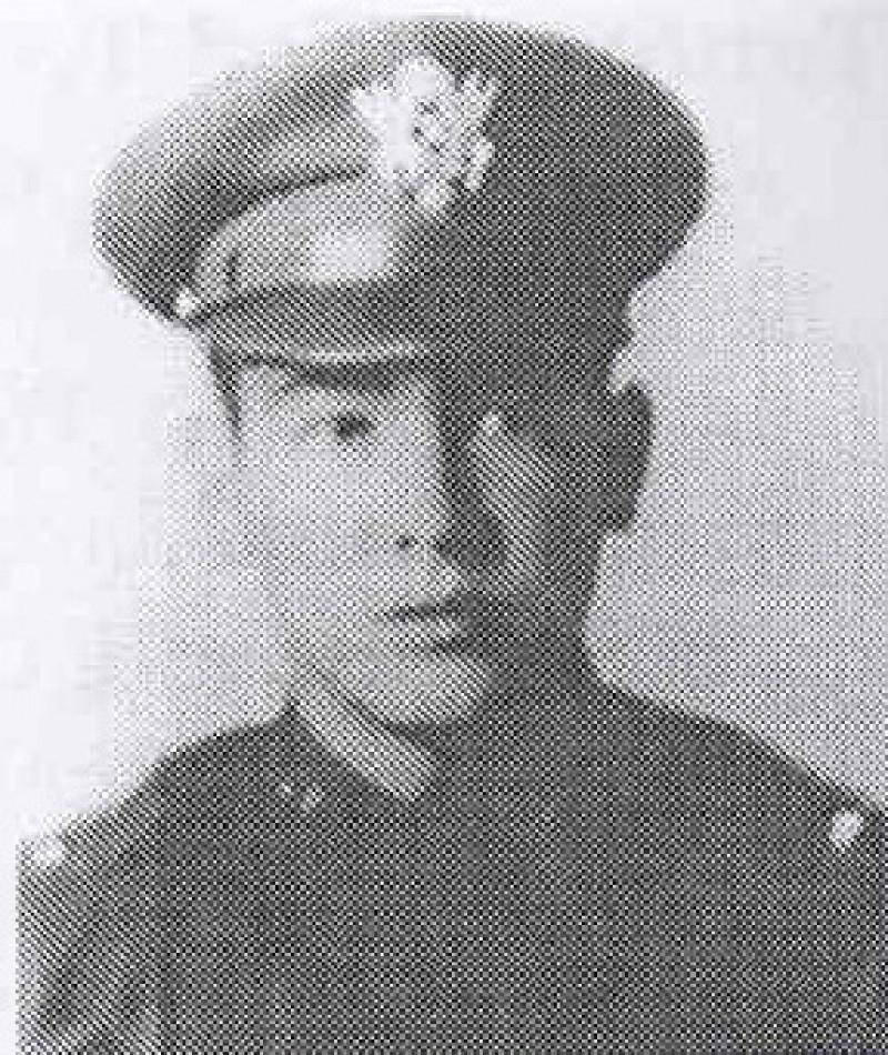 Medal of Honor Recipient Francis B. Wai