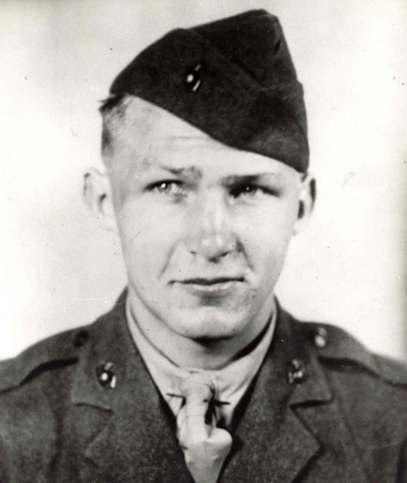 Medal of Honor Recipient Harold C. Agerholm