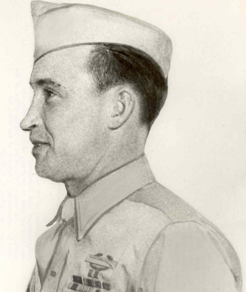 Medal of Honor Recipient Beauford T. Anderson