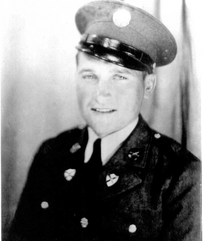 Medal of Honor Recipient Sylvester Antolak