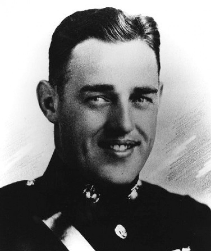 Medal of Honor Recipient Kenneth D. Bailey