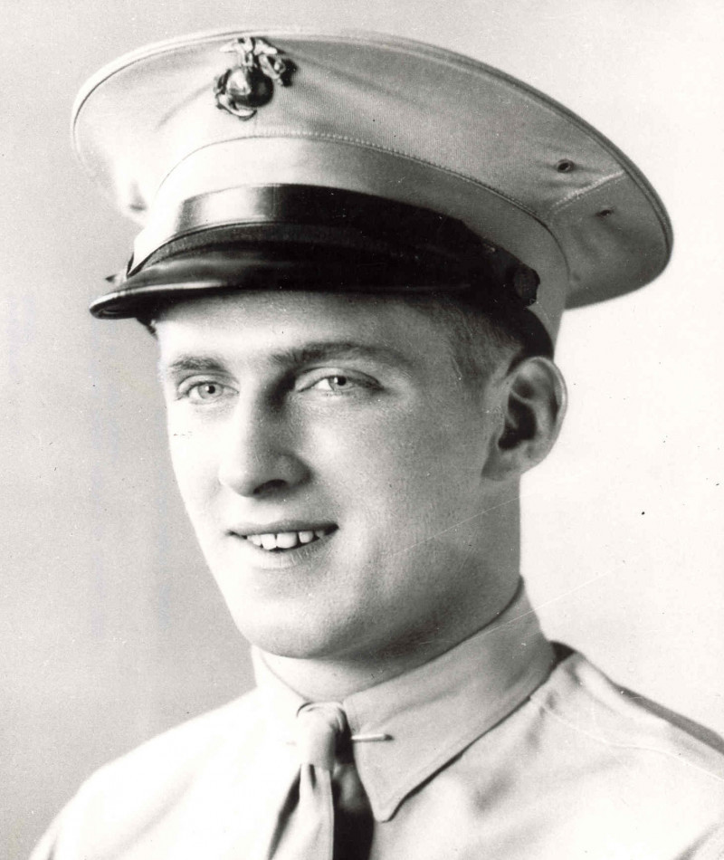 Medal of Honor Recipient Charles J. Berry