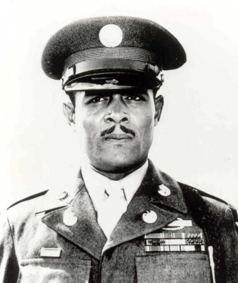 Medal of Honor Recipient Edward A. Carter  Jr.