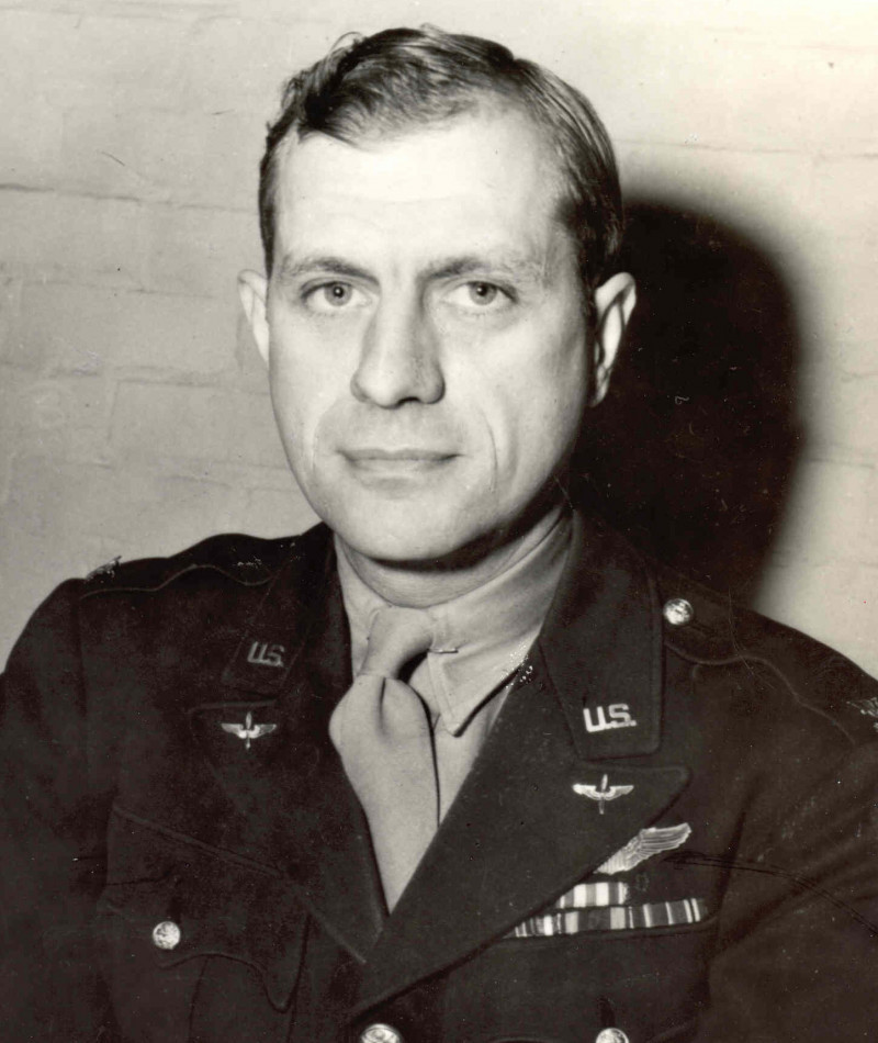Medal of Honor Recipient Frederick W. Castle