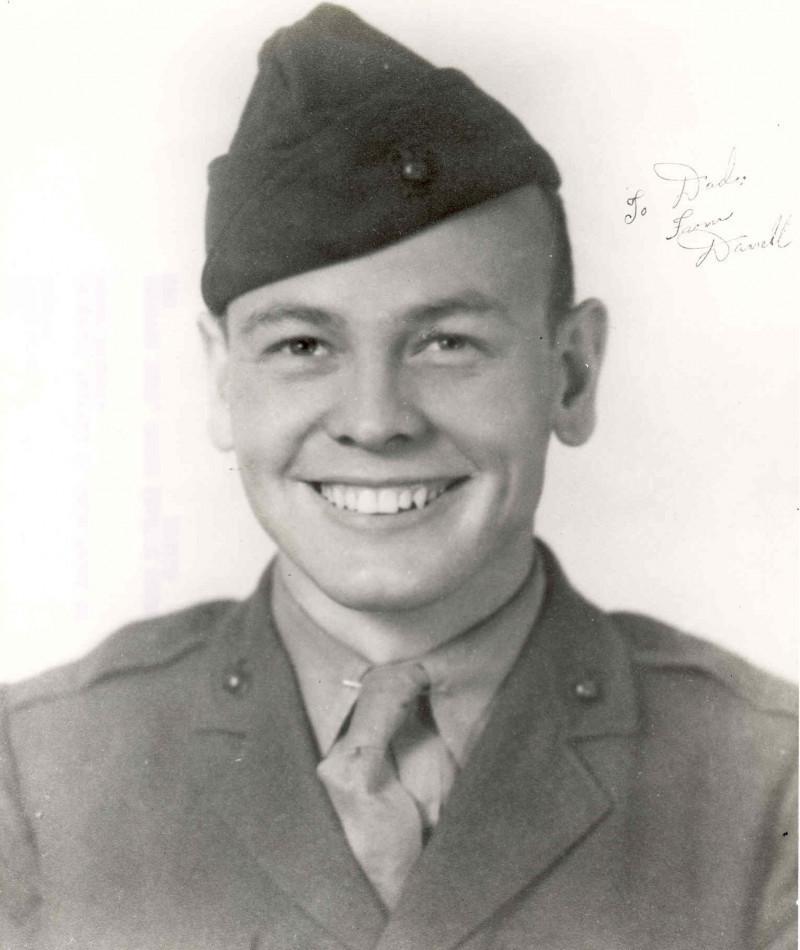 Medal of Honor Recipient Darrell S. Cole