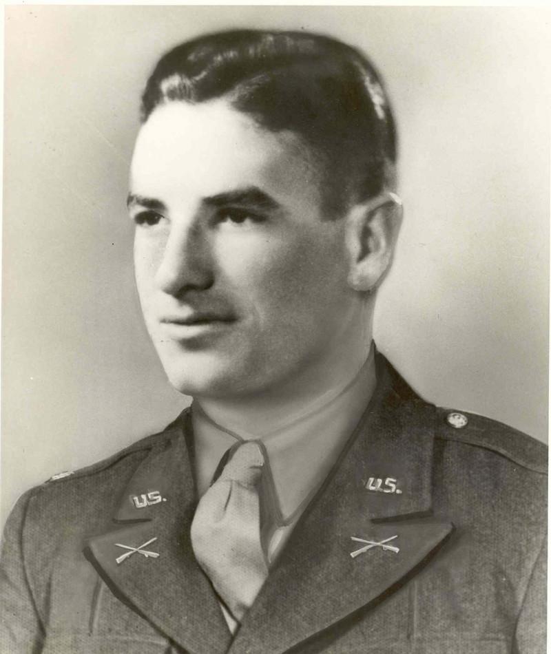 Medal of Honor Recipient Robert G. Cole