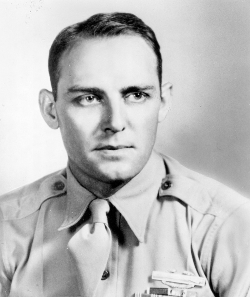 Medal of Honor Recipient Raymond H. Cooley