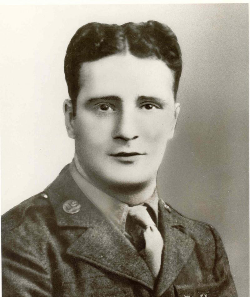 Medal of Honor Recipient Arthur F. Defranzo