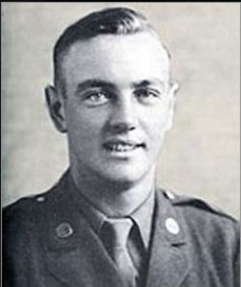 Medal of Honor Recipient Charles N. Deglopper