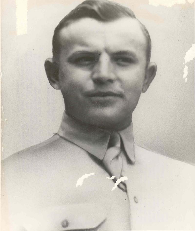 Medal of Honor Recipient John W. Dutko