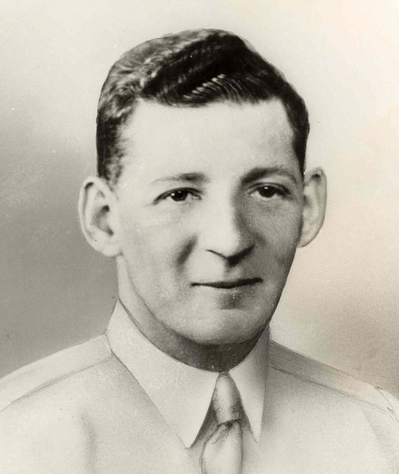 Medal of Honor Recipient Gerald L. Endl