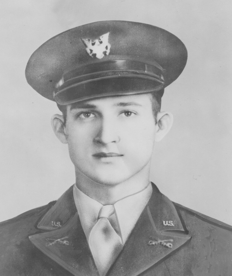 Medal of Honor Recipient Thomas W. Fowler
