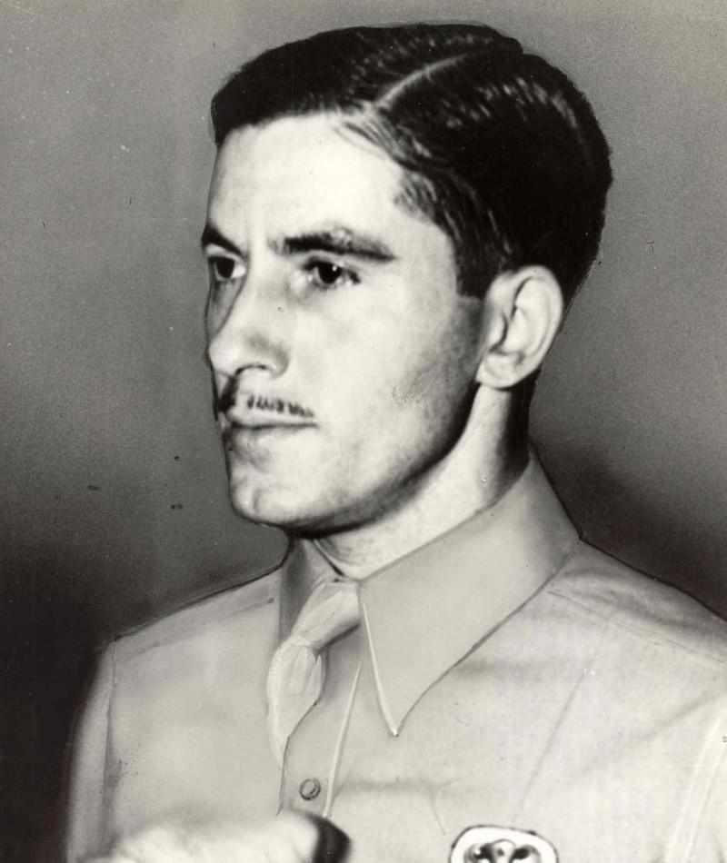 Medal of Honor Recipient Leonard A. Funk Jr.