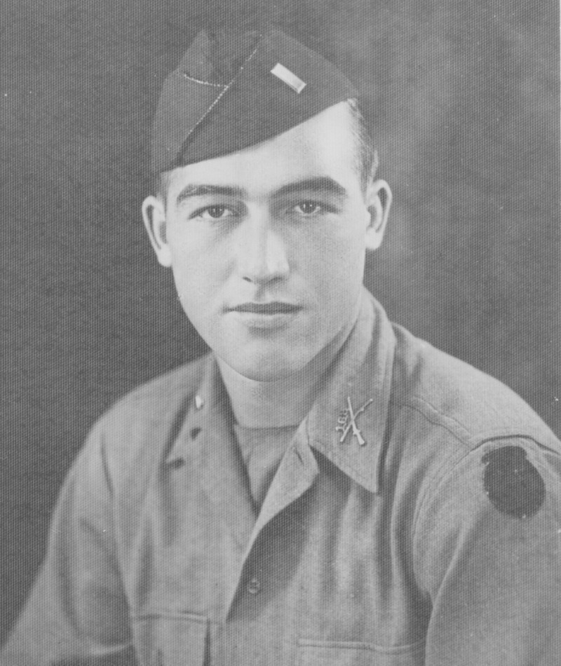 Medal of Honor Recipient William W. Galt