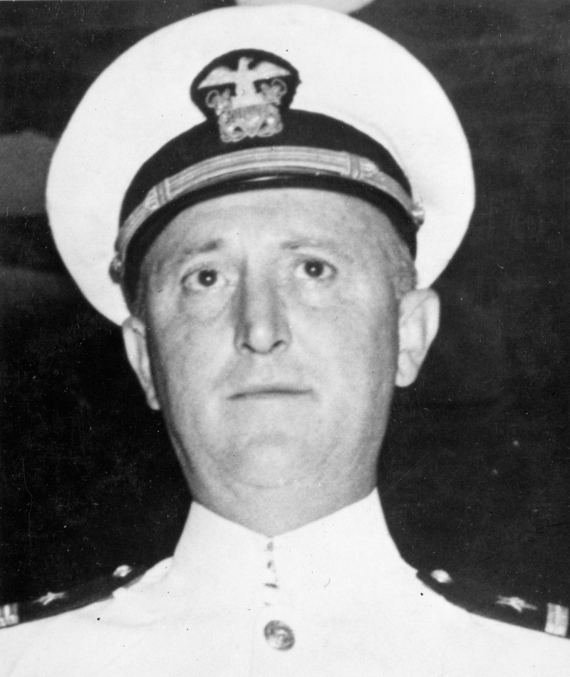 Medal of Honor Recipient Howard W. Gilmore