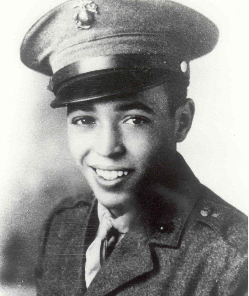 Medal of Honor Recipient Harold Gonsalves