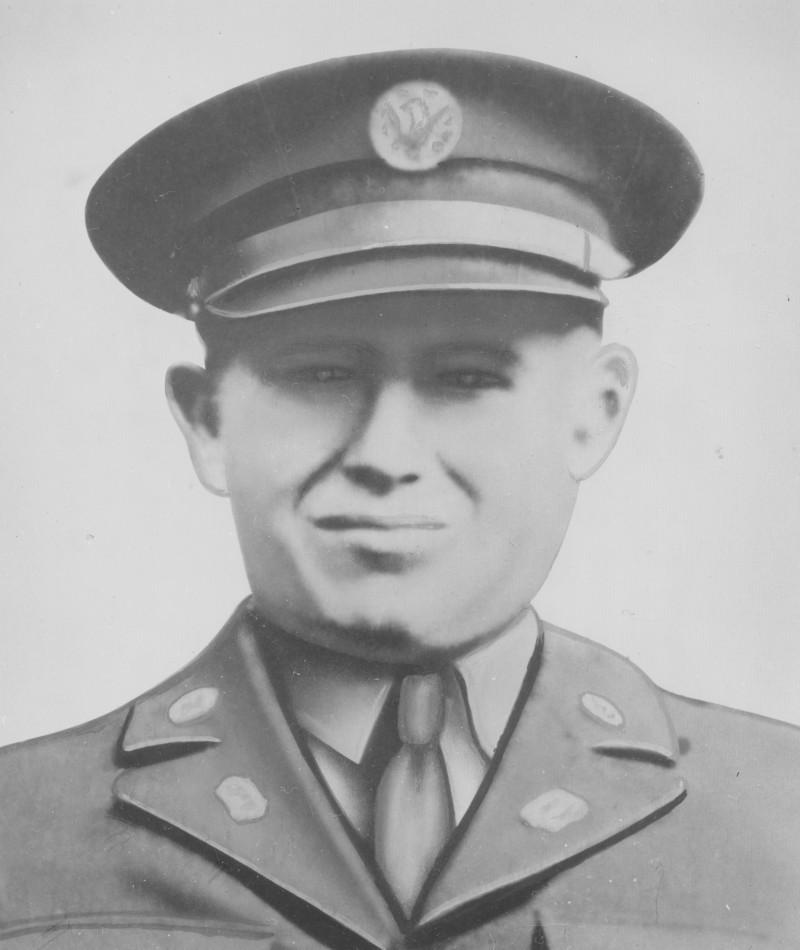 Medal of Honor Recipient Kenneth E. Gruennert