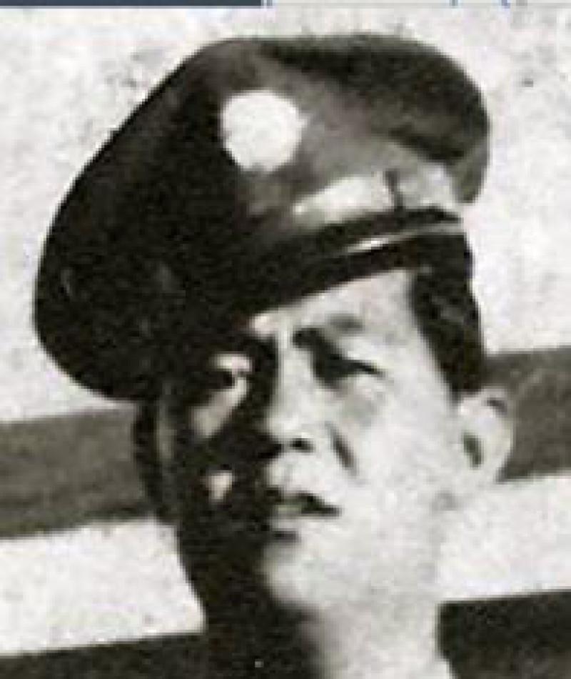 Medal of Honor Recipient Mikio Hasemoto