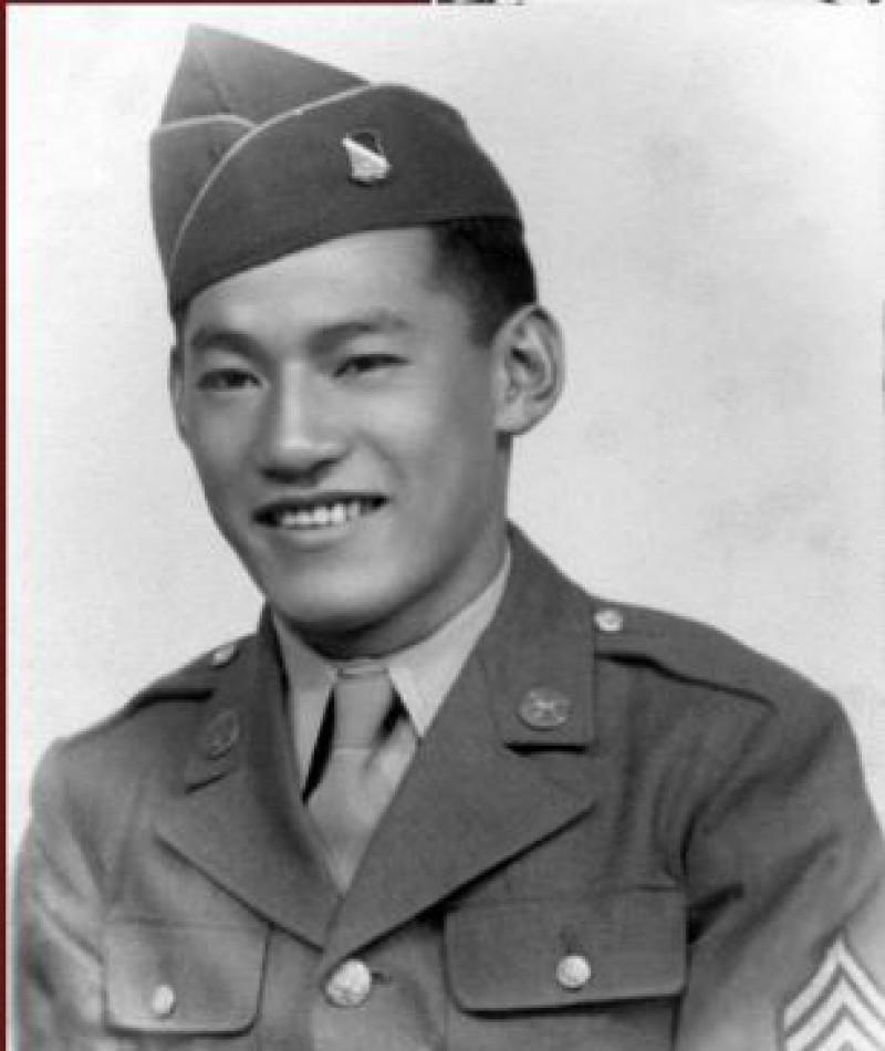Medal of Honor Recipient Joe Hayashi