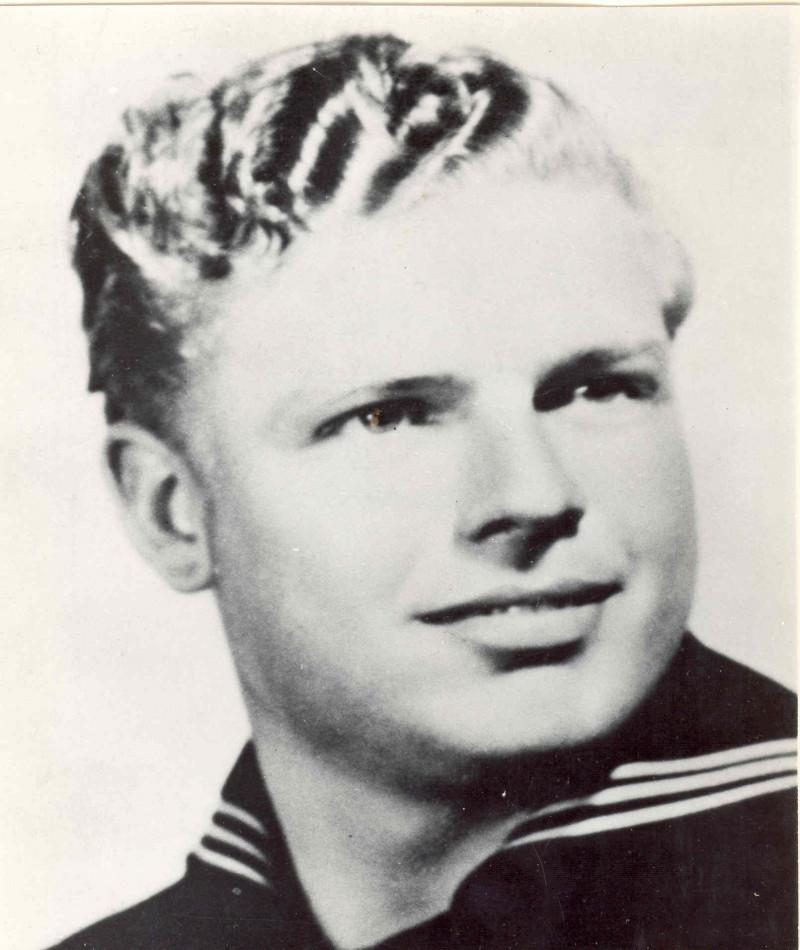 Medal of Honor Recipient Johnnie D. Hutchins