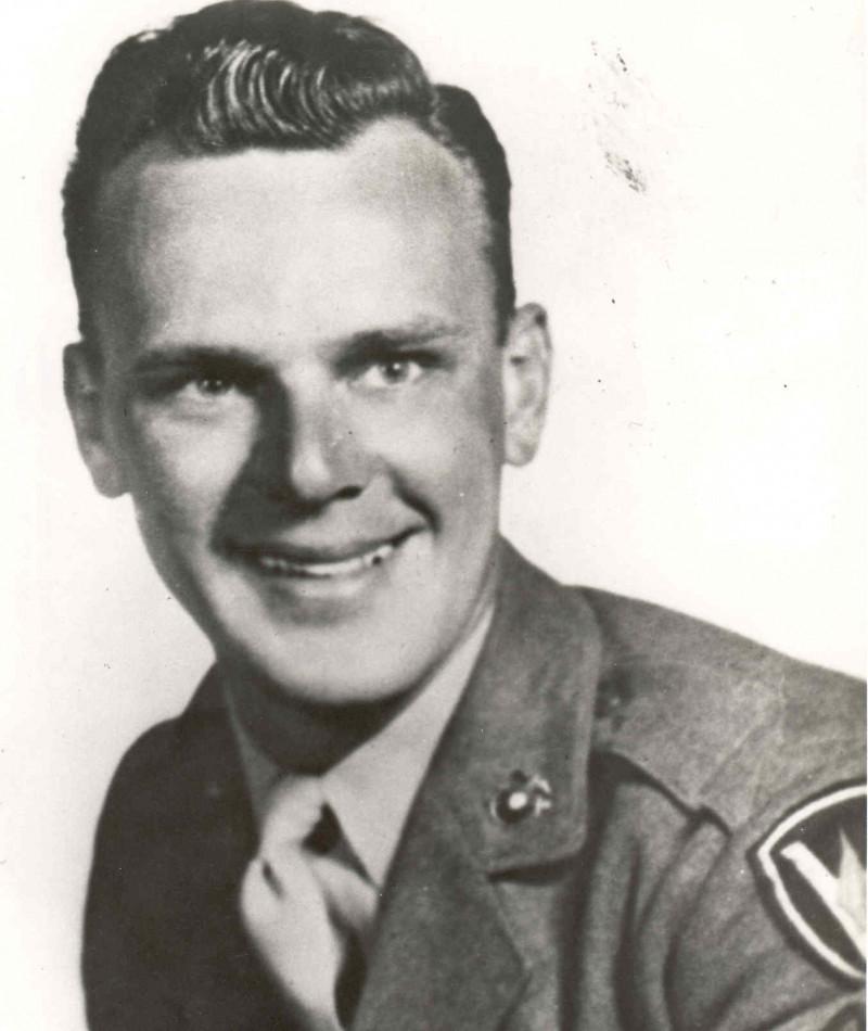 Medal of Honor Recipient Joseph R. Julian