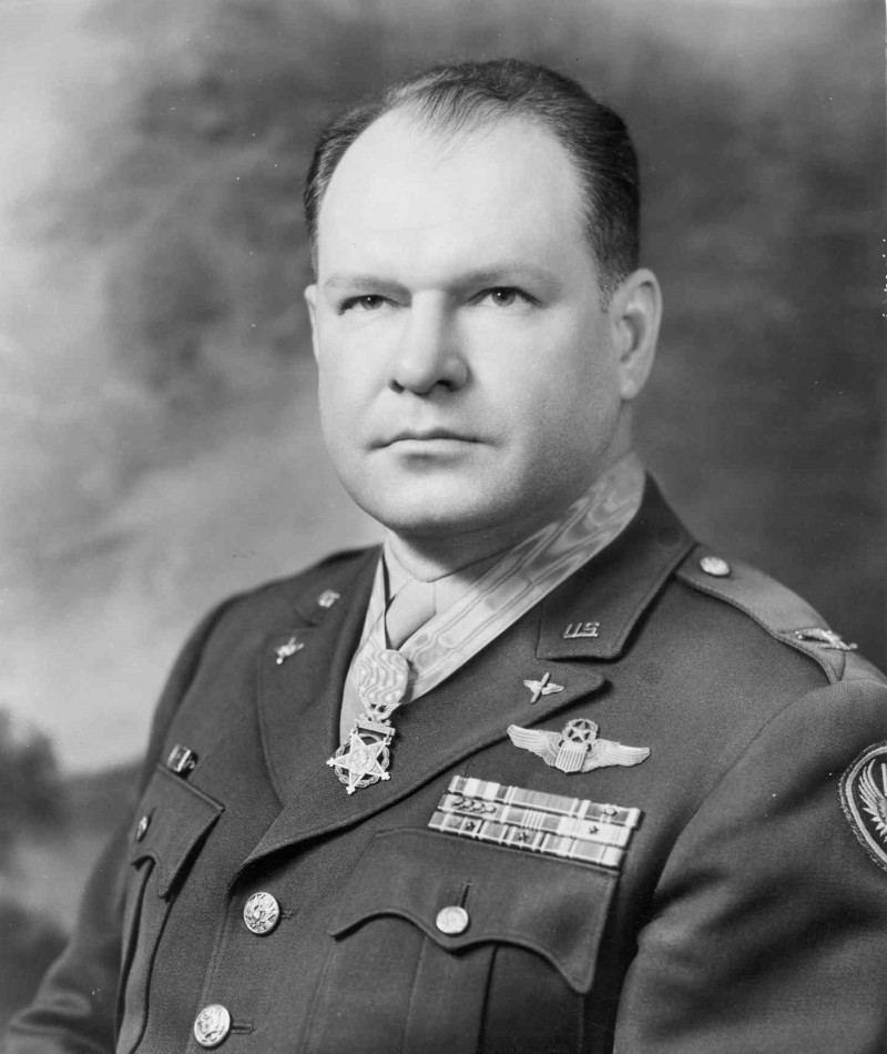 Medal of Honor Recipient John R. Kane