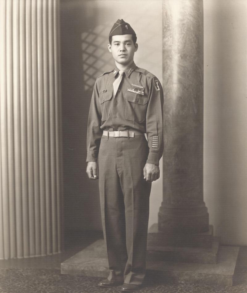Medal of Honor Recipient Yeiki Kobashigawa