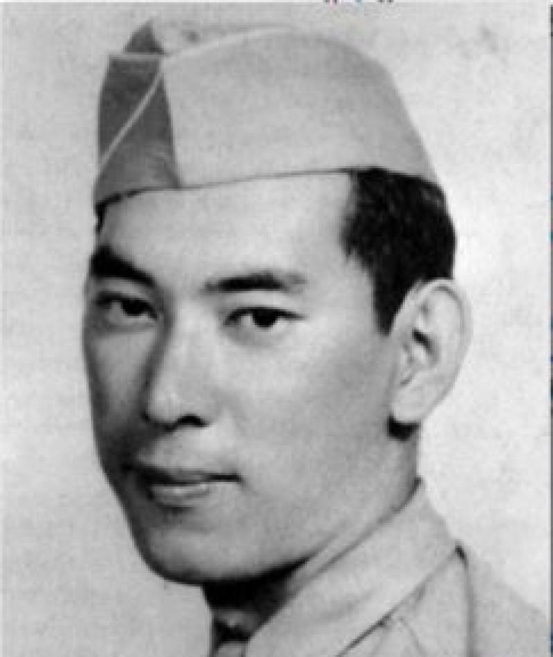 Medal of Honor Recipient Robert T. Kuroda