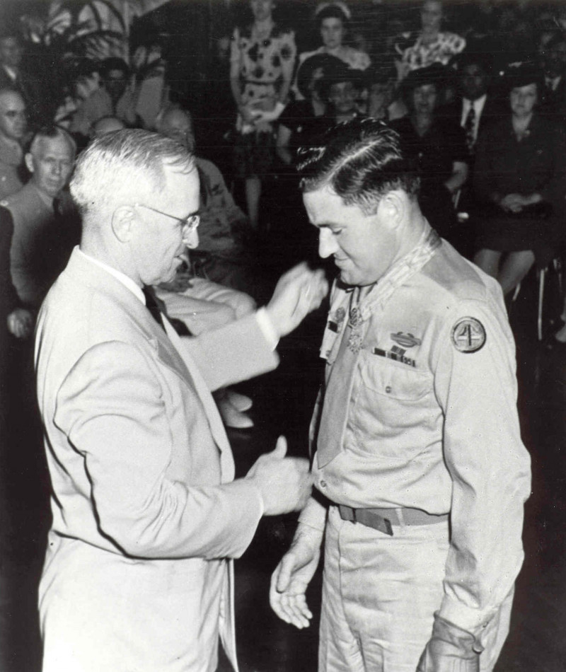 Medal of Honor Recipient Charles A. MacGillivary