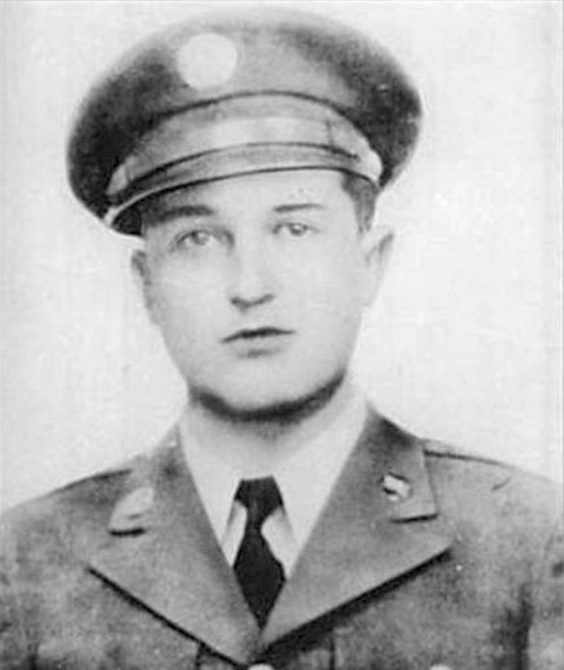 Medal of Honor Recipient Joe P. Martinez